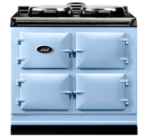 AGA Dual Control met 3 ovens Gas