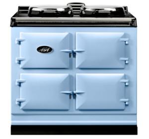 3-oven AGA Dual Control