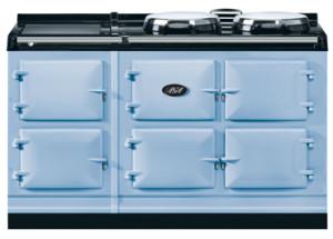 AGA Dual Control met 5 ovens Gas